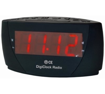 Radiobudzik TechniSat Digiclock