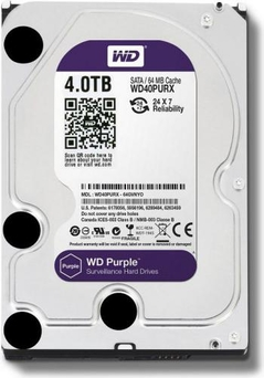 "HDD WD3.5"" 4TB 7200 SATAIII 64MB PURPLE"