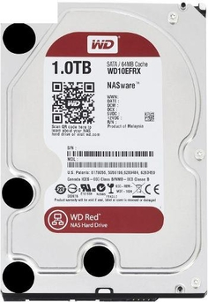 DYSK WD Red WD10EFRX 1TB 64MB SATAIII IntelliPower  2629