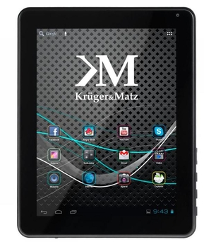 "Tablet PC 9,7"" Kruger&Matz 8GB WiFi"