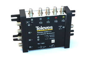 Multiswitch Televes 5/ 4 713601
