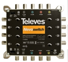 "Multiswitch Televes 5x 5x 8 ""F""  714503"