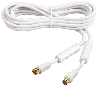 Kabel TV-Video  3,0m GOLD z filtrem