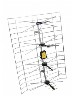 Antena AST-8 3DX SILVER