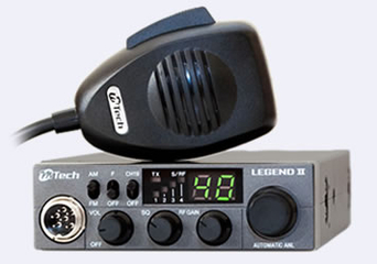 Radio CB LEGEND II M-TECH Multi