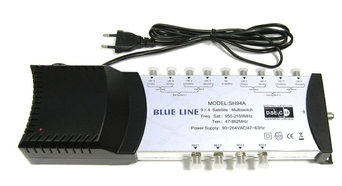 Multiswitch Blue Line MS SH9/ 4A