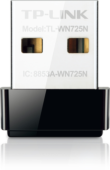 TP-LINK TL-WN725N USB N150MB/S mini