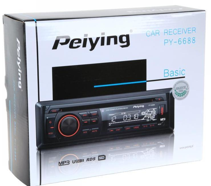 Radio Peiying PY6688
